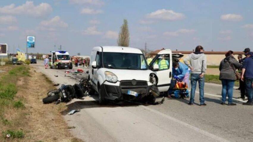 incidente lombardia 28 marzo
