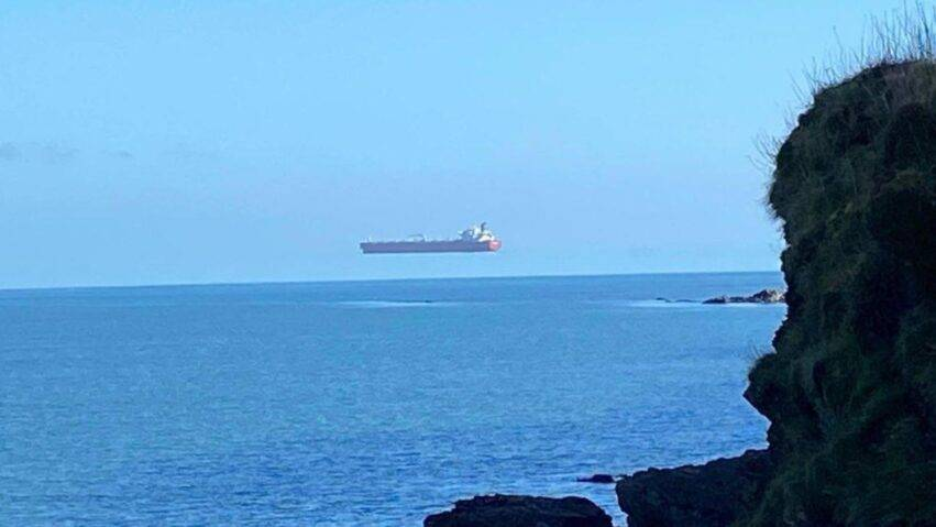 imbarcazione fantasma