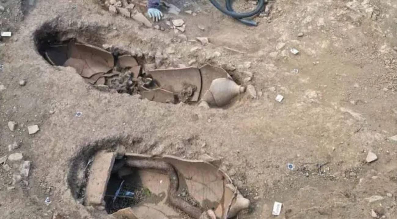 Scoperta strepitosa: portata alla luce un'antica necropoli romana in Corsica