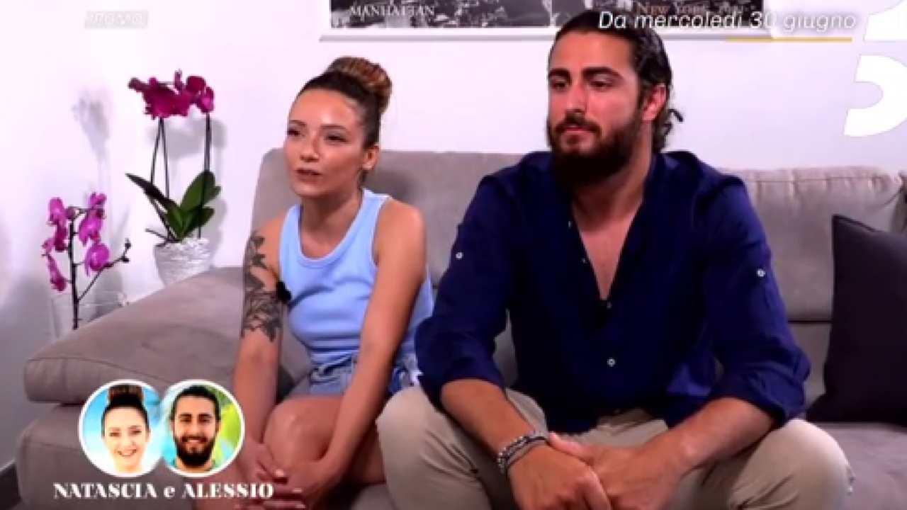 Temptation Island 2021, le coppie: chi sono Natascia e Alessio