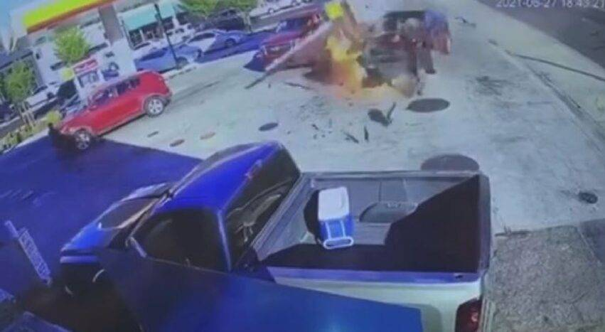 disastroso incidente