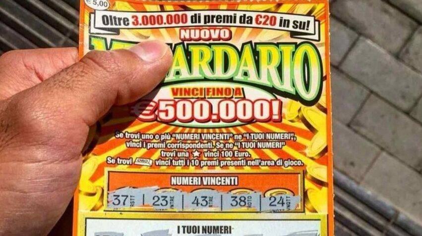 premio da mezzo milione