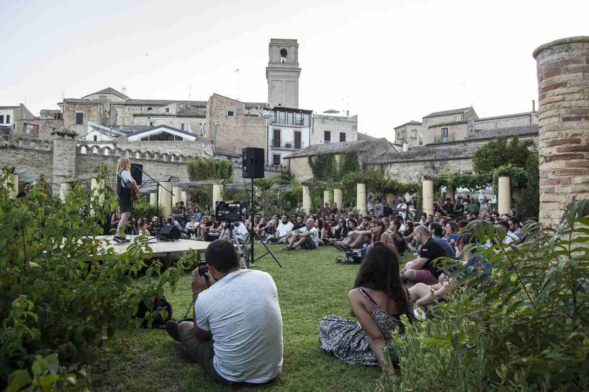 siren festival palazzo d'avalos