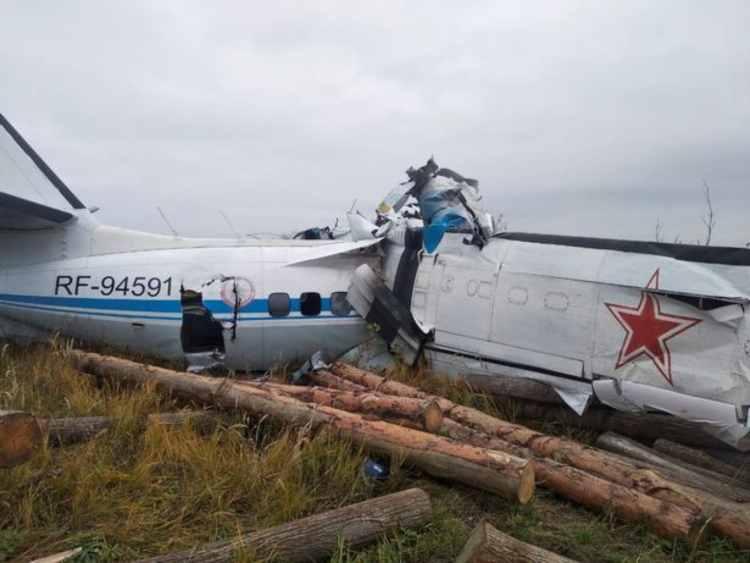 aereo russia